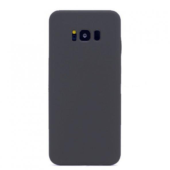 Samsung Galaxy S8 Plus Slim Cover  - Gri