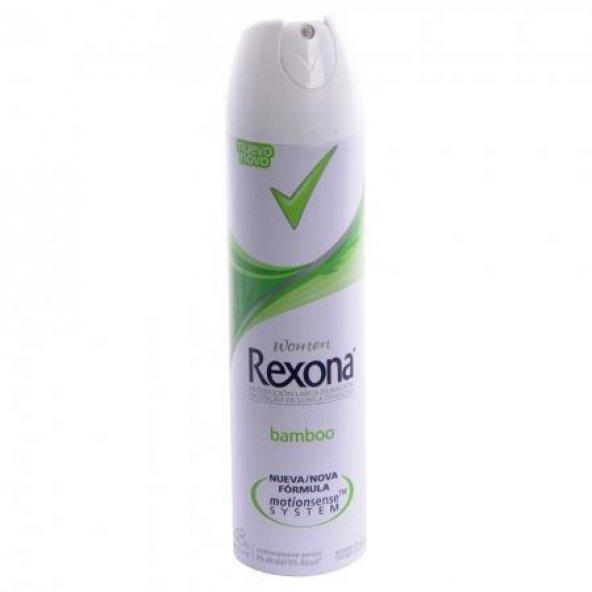 Rexona Deodorant Women Spray 150 Ml BOMBOO PUDRALI
