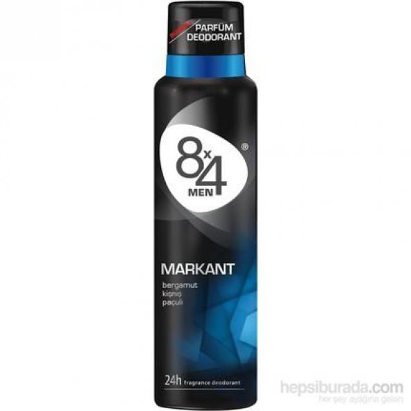 8X4 Deodorant MARKANT 150 ml