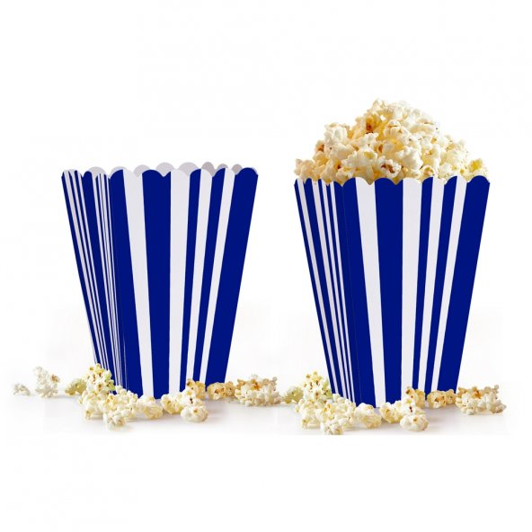 10 adet Sinema ( Popcorn ) Mısır Kutusu
