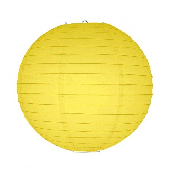 1 adet Kikajoy Sarı Dekor Fener 30 cm