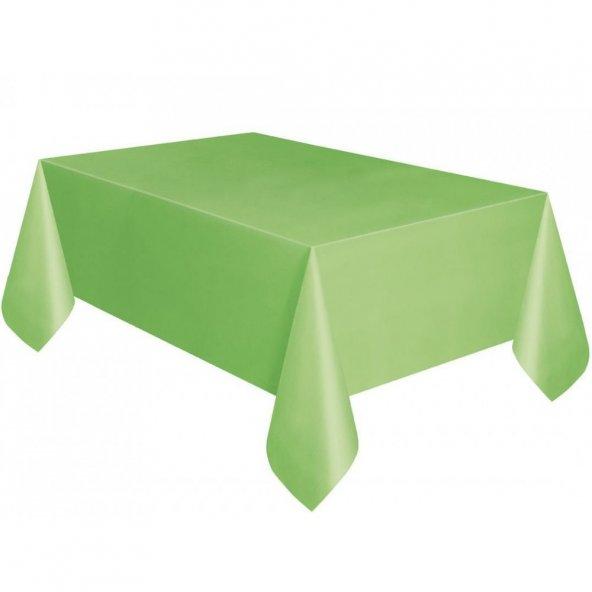 1 adet Kikajoy Kullan At Masa Örtüsü Açık Yeşil