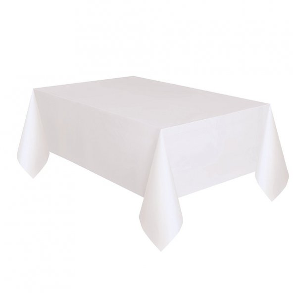 1 adet Kikajoy Kullan At Masa Örtüsü Beyaz