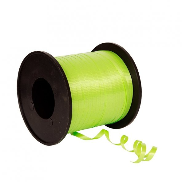Kikajoy Açık Yeşil Renk Rafya 8 mm x 200 metre