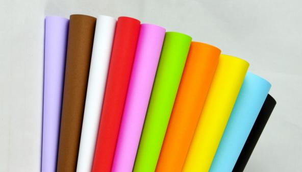 200 adet karışık renk KİKA FON KARTONU 35*50 cm