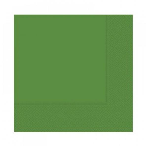 40 adet Roll-Up Kağıt Peçete Yeşil