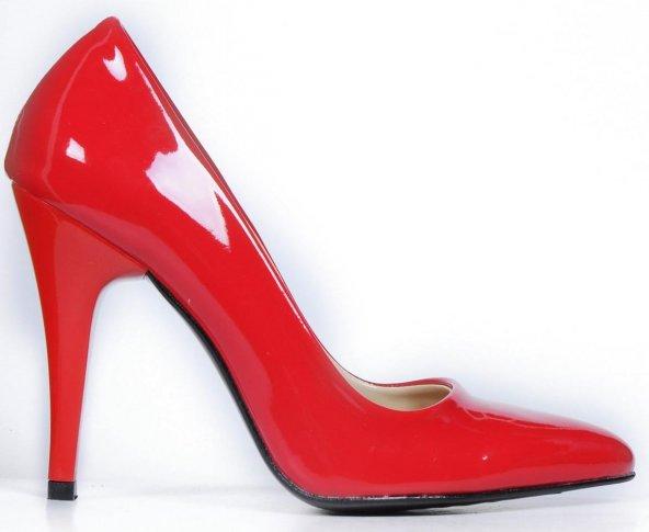 Bayan Stiletto Ayakkabı 6 CM Topuk