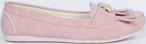Bayan Babet Ayakkabı Tokalı