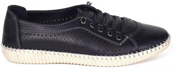 Comfort Ayakkabı Hakiki Deri  (COM007SYH)