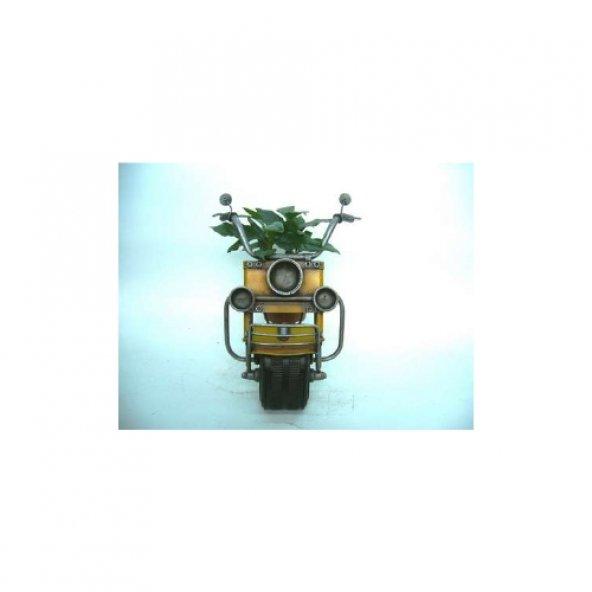 Hiper RD Flowerpot Rack Metal Dekoratif Obje