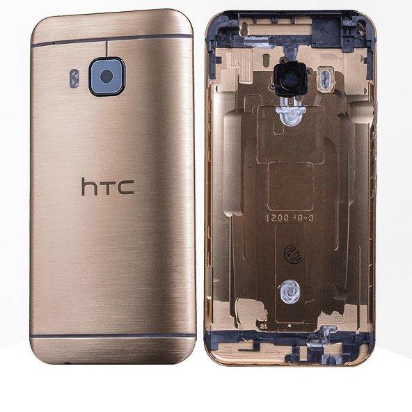 HTC ONE M9 ORJİNAL ARKA PİL BATARYA KAPAĞI-GOLD