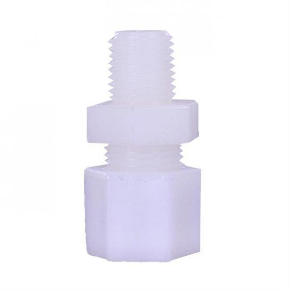 WaterGold Su Arıtma Ara Bağlantı Nipeli 1/4 Jaco 1/4 inç Dış Diş