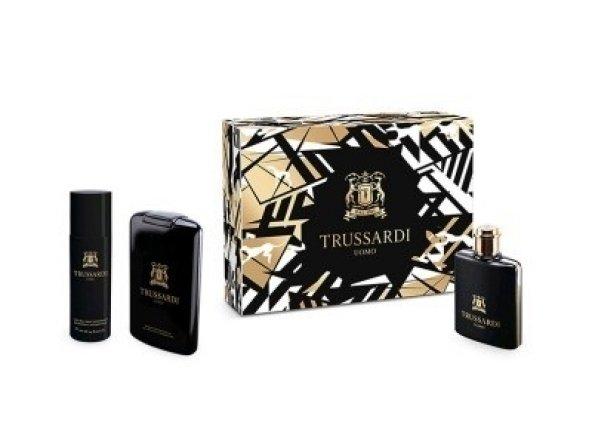 Trussardi Uomo EDT 100 ML Erkek Parfüm Seti