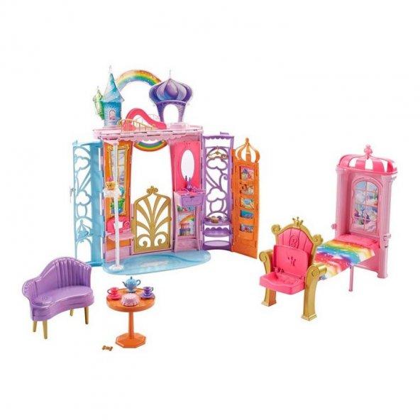 Barbie Dreamtopia Hayaller Ülkesi Şatosu