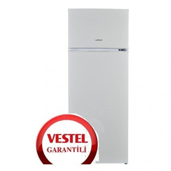 Vestfrost VF 3000 A+ Brüt 300 Lt Çift Kapılı Buzdolabı