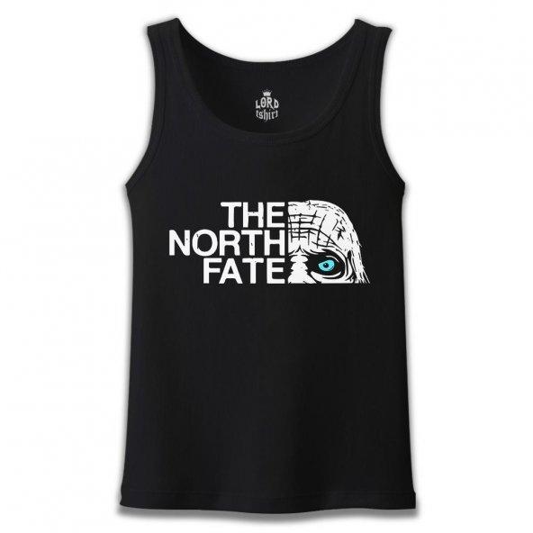 The North Fate Siyah Erkek Atlet