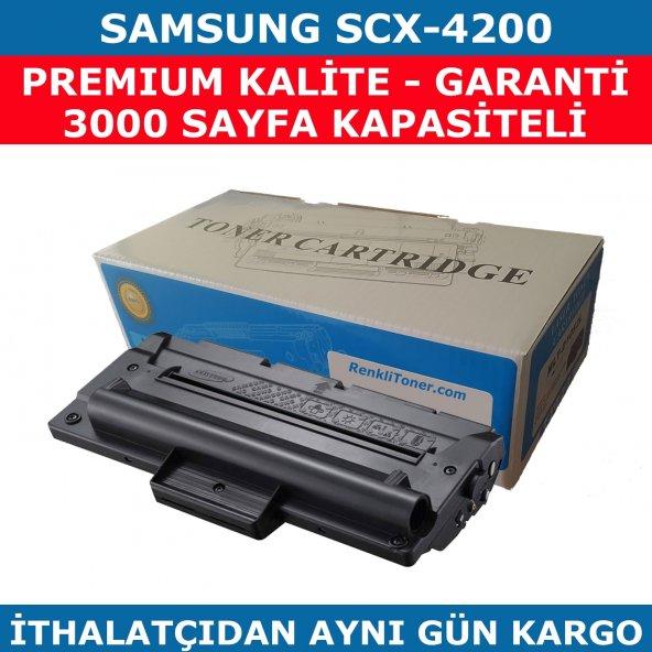 SAMSUNG SCX-4200 SİYAH MUADİL TONER 3.000 SAYFA