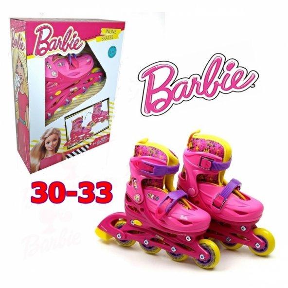 Barbie Ayarlı Paten S (30-33)