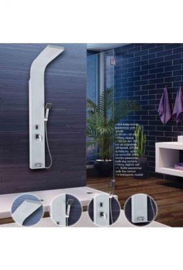Kas İnci Panel Duş Seti