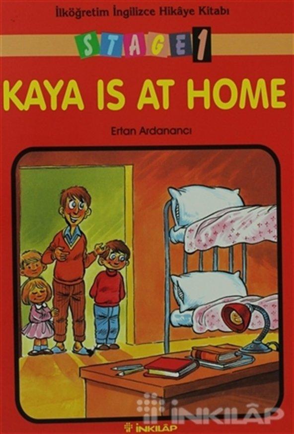 Kaya Is At Home Stage 1 - Ertan Ardanancı