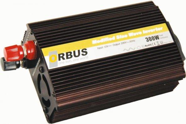 Orbus 12V 300W-600W İnverter Çevirici İnverter
