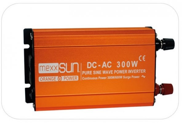 300W-600W 12V Tam Sinüs İnverter Çevirici İnvertör Mexxsun