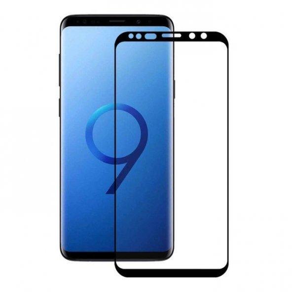 Samsung Galaxy S9 Plus Tam Kaplayan Ekran Koruyucu