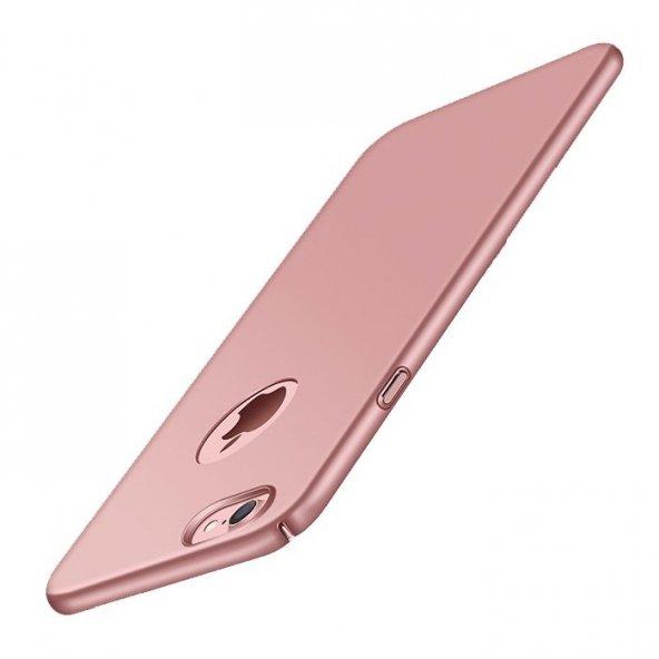 Rose Gold Apple iPhone 7 Kılıf Arka Koruyucu Kapak