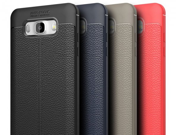 Samsung Galaxy J7 2016 Kılıf Kap Nish Silikon Arka Kapak + Nano Cam Ekran Koruyucu