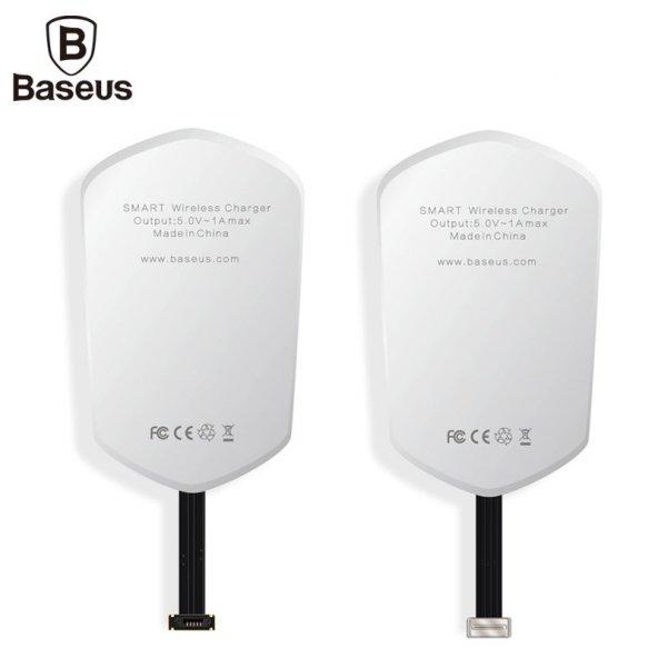 iPhone 7 Plus Kablosuz Şarj Adaptörü Lightning Wireless Şarj Aparatı