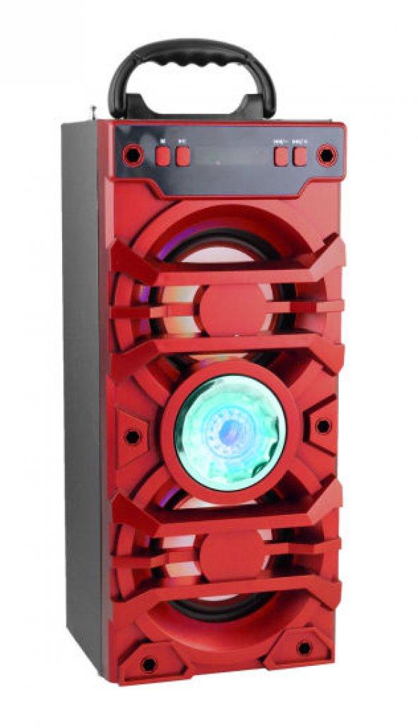 PG-381 BÜYÜK 2Lİ BLUTUT SPEAKER USB-TF-FM (KTS923)