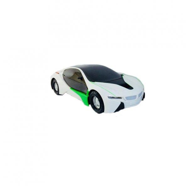 Pilli Büyük Araba İşıklı Sesli - Zr112