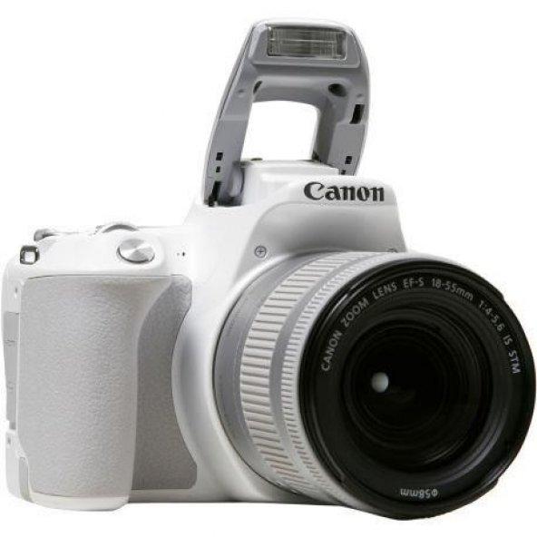 Canon EOS 200D 18-55mm IS STM Fotoğraf Makinesi (Beyaz) (Canon Eu