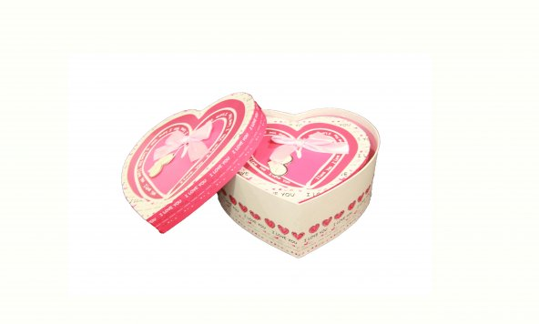 2 li Kalpli Hediyelik Kutular