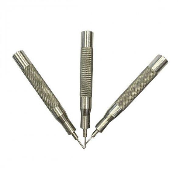 Çelik Çakma Seti 3 Lü