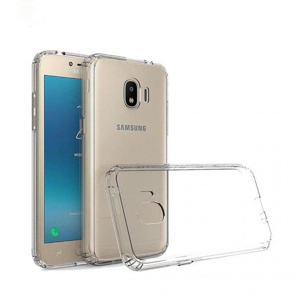 Samsung Galaxy Grand Prime Pro (J250) Silikon Arka Kılıf 0,3mm Şe