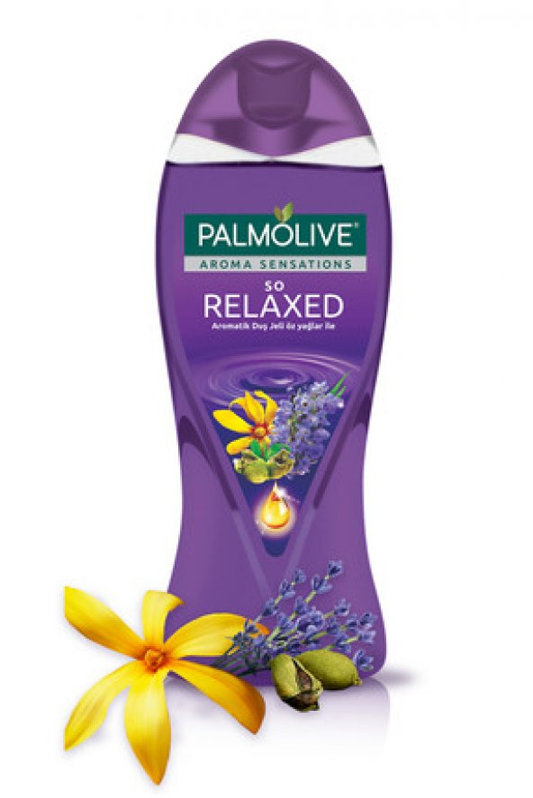 PALMOLIVE D.JELİ 500ML SO RELAXED