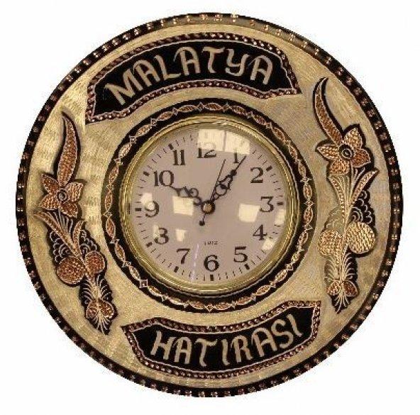 Bakır Levha Saat (190)