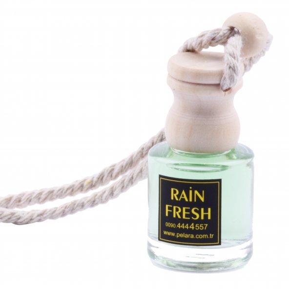 Pelara Yağmur Kokusu Oto Araba Araç Oda Parfümü Kokusu 8 Ml