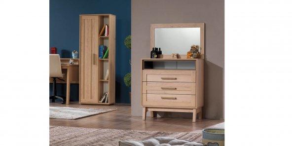 Aynalı Şifonyer, Cool Genç Odası, Aynalı Şifonyer, Çamaşırlık