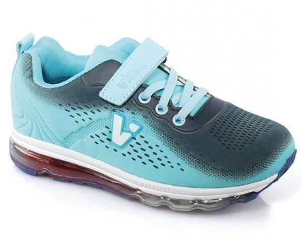 Vicco 348.18Y.155 Kız Erkek Ortopedik Çocuk Spor Ayakkabı 31/35