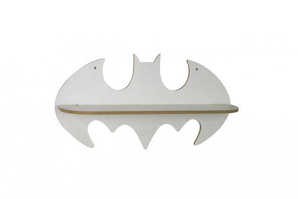 Batman Raf - Çocuk Odası - Dekoratif Raf