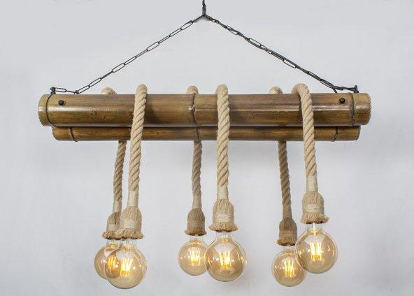 LamBamboo Bambu Avize DUO 6'LI