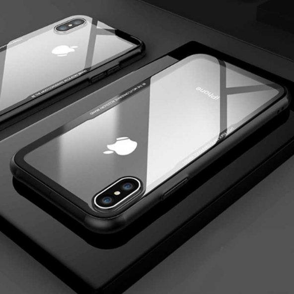 Apple iPhone XS Max 6.5 Kılıf Craft Arka Kapak