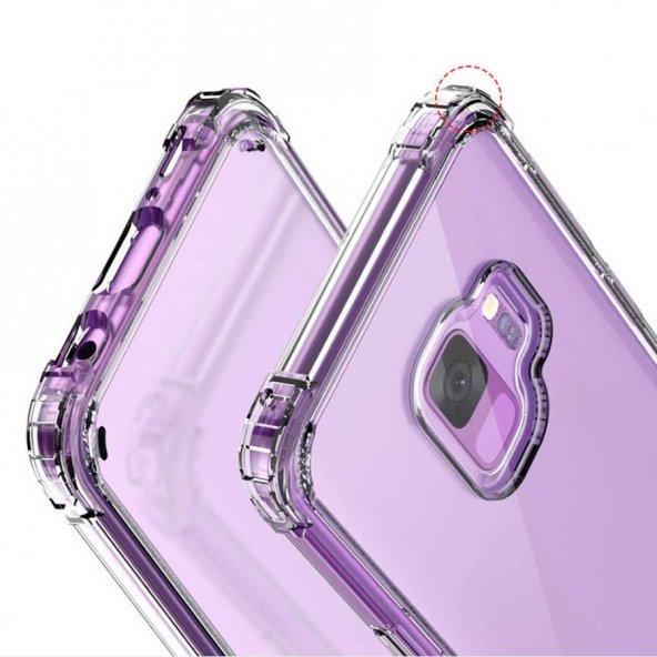 Samsung Galaxy S9 Kılıf Anti Shock Silikon Kapak