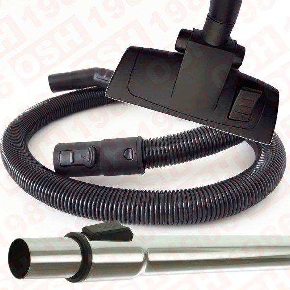 Profilo VS 6 PT 2100 Elektrikli Süpürge Hortumu Emici Başlık Teleskopik Boru