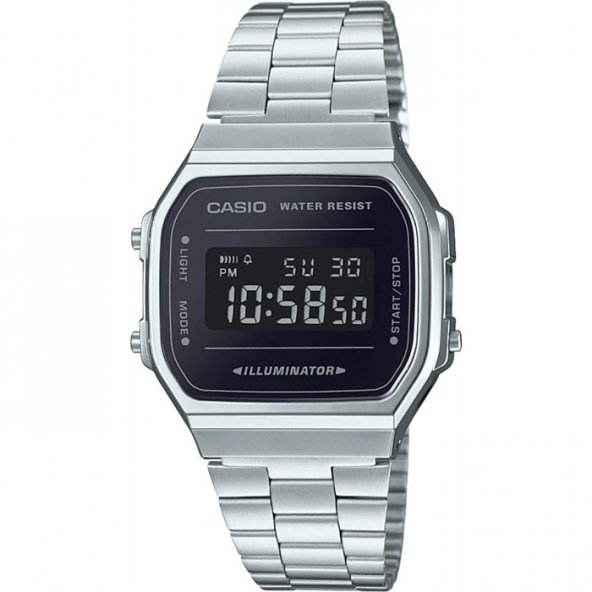 Casio A168WEM-1DF Kadın Kol Saati
