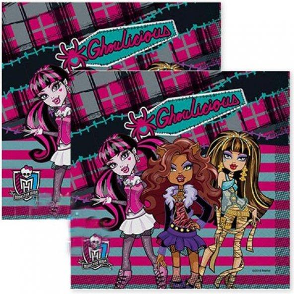 Monster High Peçete 16lı