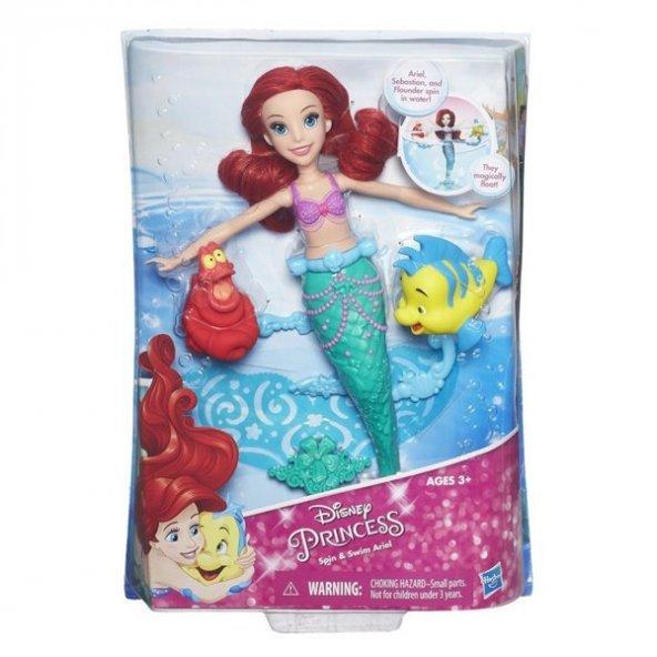 Deniz Kızı Ariel Oyuncak Figürü