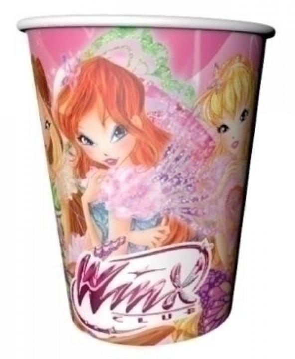Winx 8li Bardak - Butterflix